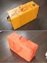 スーツケース買いしました。キュリアス