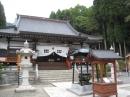 お寺でプチ修行