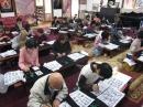 筆遊び教室